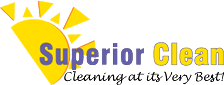 Superior Clean company logo.