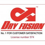 Our Dry Fusion license number.